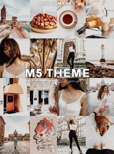 Vsco Presets, Lightroom Presets, Instagram Themes Vsco, Instagram Fashion, Style Instagram, Instagram Plan, Best Vsco Filters, Vsco Themes, Photo Editing Vsco