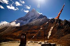 Mt. Shivling is among the most stunning and one of the holiest peaks in Garhwal, Uttarakhnad. At a distance of 6 kilometer from Gaumukh to reach Tapovan meadow the base of the Shivling peak, located at an altitude of 6,501 m (21,329 ft) http://www.mytravelbytes.com/ https://www.facebook.com/MyTravelBytes