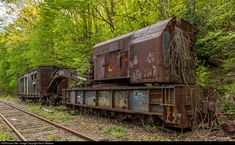 RailPictures.Net Photo: USAX C-1502 Cass Scenic Railroad Steam Wrecking Crane at Cass, West Virginia by Kevin Madore