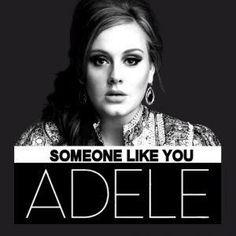"Pista y partitura de ""Someone like you"" - Adele | Partituras y pistas para saxo | Sheet and tracks for sax"