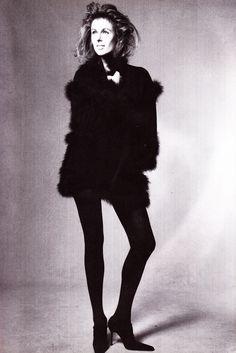"""https://flic.kr/p/woCSqG   Vogue Italia """"The Women""""  Jan. 1994   Pilar Crespi shot by Steven Meisel"""