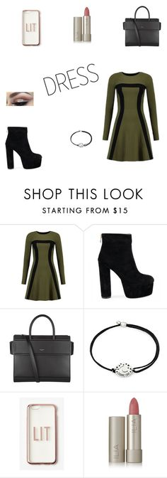 """""""made by my 7-year-old sister 😊"""" by goodvibesonlycalifornia ❤ liked on Polyvore featuring Givenchy, Alex and Ani, Missguided and Ilia"""