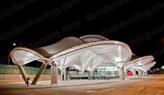 17+ Tensile Membrane Architecture Ideas Fabric Structure, Canopy, Bed Ideas, Architecture, Building, Modern, Buildings, Architecture Illustrations, Canopies