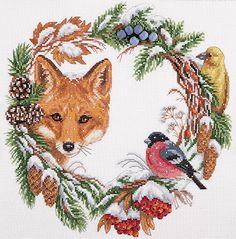 Panna-PS-1775 Winter wreath,