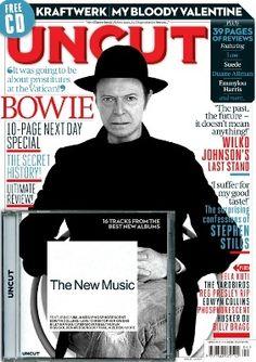 UNCUT Magazine(UK)- April 2013 - Bowie cover