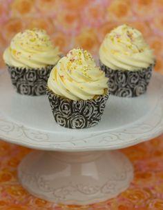 Pomace cream cupcakes <3