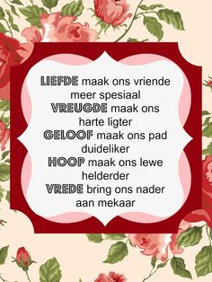 Afrikaanse Inspirerende Gedagtes & Wyshede: Liefde as tema Cute Picture Quotes, Cute Quotes, Happy Thoughts, Positive Thoughts, Faith Quotes, Bible Quotes, Lekker Dag, Evening Greetings, Poetic Words
