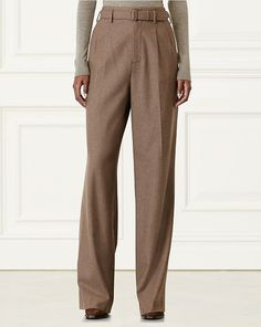 Tilden Wool Flannel Pant - Collection Apparel Pants - RalphLauren.com