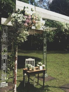 She Designs Styling  #ceremony #signingtable #shedesigns