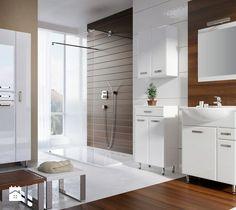 Rodzinna łazienka czyli szafka dla każdego.