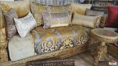 Moroccan Home Decor, Moroccan Design, Dream Home Design, Home Interior Design, Floor Sitting, Luxury Bedroom Design, Living Room Sofa Design, Home Decor Furniture, Luxurious Bedrooms