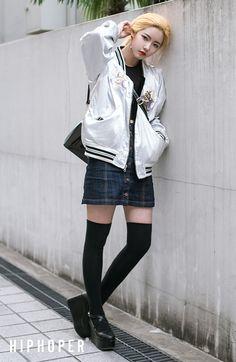 김하연 > Street Fashion | 힙합퍼|거리의 시작 - Now, That's Street