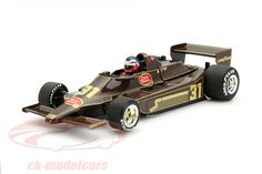 Lotus 79, Formula 1 1979, No.31, Hector Rebaque, Team Rebaque. Minichamps, 1/18, Limited Edition 570 pcs. Price (2016): 100 EUR.