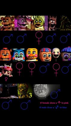 Yeah I don't think Toy Bonnie is a girl. Other than that, pretty accurate Anime Fnaf, Otaku Anime, Fnaf Jumpscares, Toy Bonnie, Foxy And Mangle, Pole Bear, Sonic Funny, Alice Angel, Fnaf Wallpapers