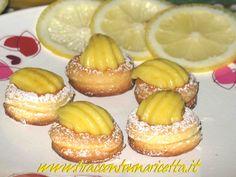 Dolcetti di Anna, fragranti biscotti di pasta frolla aromatizzata con lo zenzero e accompagnati con profumatissima crema al limone http://www.tiraccontounaricetta.it/public/Frollini_con_crema_al_limone_e_zenzero.asp
