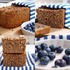 » Ingers rugbrød à la Trine ;) Krispie Treats, Rice Krispies, Desserts, Recipes, Baking, Healthy, Tailgate Desserts, Deserts, Bakken