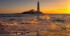 ST MARYS LIGHTHOUSE My Photo Galleries. http://www.raybilcliff.com ##LandscapePhotography +Landscape Photography curated by +Margaret Tompkins +Eric D... - Landscape Photography - Google+  #LandscapingPhotography