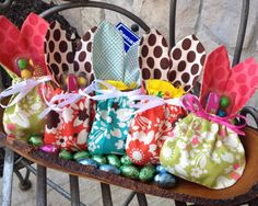 Bunny Treat Bags for Easter and More