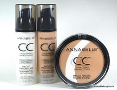 The new CC lineup from ANNABELLE