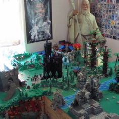 Lego Middle Earth 2005ish