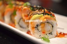 Eat Your City: Sumo Sumo Sushi Bar and Grill, Sherwood Park, AB - Tasty fusion rolls, but avoid the sushi