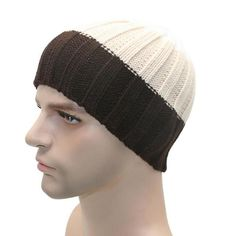 c4001919d23 1PC Winter Unisex Women Men Knit Ski Hat For Outdoor Sport FC26