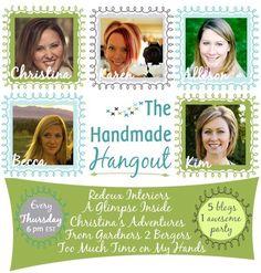 The Handmade Hangout #4