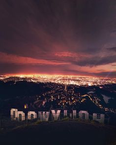 Hollywood Sign California by Dan Marker-Moore by CaliforniaFeelings.com california cali LA CA SF SanDiego