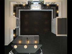 12x12 Kitchen Floor Plans Kitchen Layouts Pinterest
