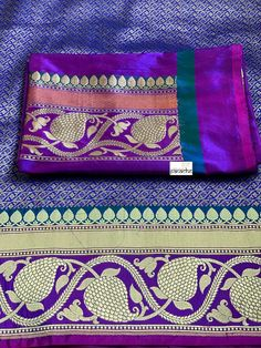 Cotton Sarees Handloom, Silk Sarees With Price, Deep Purple, Blue, Silk Brocade, Aesthetic Pastel Wallpaper, Embroidery Designs, Weaving, Pure Products