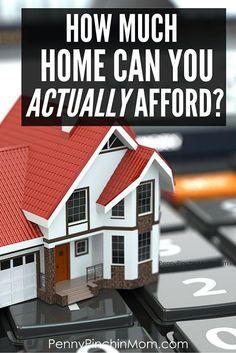 Don't trust the online calculator when it comes to figuring out how much home you can afford! These are not a true reflection of what you can TRULY afford to pay! Get the things you need to keep in mind before you figure out how big of a mortgage you should get.