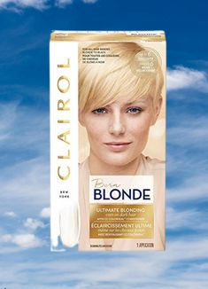 Clairol Nice'n Easy Borne Blonde Permanent Hair Color, Ultimate Blonding, 1 Count #hair #haircolor #haircare #clairol Gold Blonde Hair, Permanent Hair Color, Haircolor, Dyed Hair, Count, Hair Care, Easy, Hair Color, Golden Blonde Hair