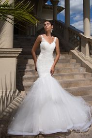wedding dress Valeri Каталог, страница товара — Tina Valerdi