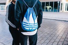 adidas campaign Adidas campaign by urban urbanshop. Drawstring Backpack, Adidas, Urban, Bags, Fashion, Handbags, Moda, Fashion Styles, Taschen