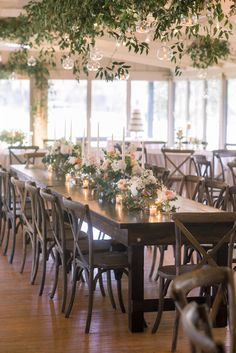 Sweetgrass Social wedding at Middleton Place. Greenery overhead with wooden table underneath. Middleton Place, Shotgun Wedding, Low Country, Wooden Tables, Greenery, Table Settings, Table Decorations, Places, Charleston