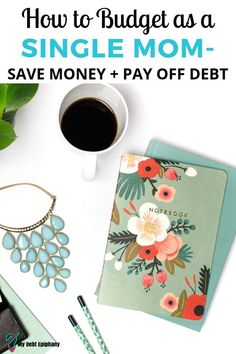 Single Mom Budget my debt epiphany Budgeting Finances, Budgeting Tips, Setting Up A Budget, Household Expenses, Financial Goals, Financial Planning, Debt Payoff, Frugal Tips, Money Saving Tips
