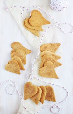 Grain Free Vanilla Cookies