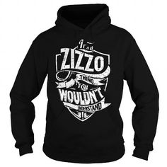 Cool It is a ZIZZO Thing - ZIZZO Last Name, Surname T-Shirt T-Shirts