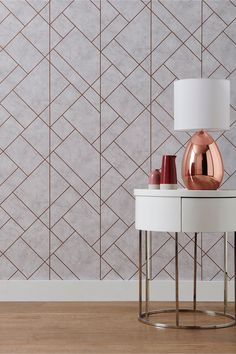 Buy Paste The Wall Marble Geo Wallpaper from the Next UK online shop Next Wallpaper, Wallpaper Please, Office Wallpaper, Kitchen Wallpaper, Diy Wallpaper, Striped Wallpaper, Bedroom Wallpaper, Geometric Wallpaper, Small Office Design