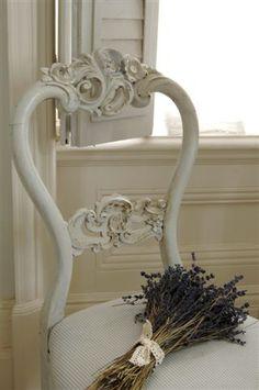 1800s swedish rococo chair from swedish interior design