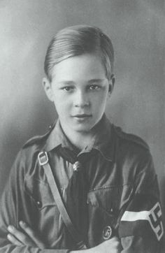 Hitler youth portrait
