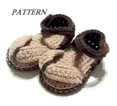 Closed Heel Thong Sandal Pattern  PDF by SherrylsDream on Etsy