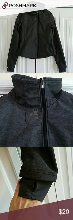 Jacket Dark grey active jacket. Great condition! Bench Jackets & Coats