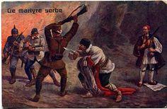 Serbian myrtir WWI