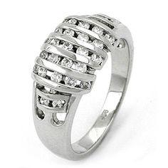 Dreambase Ring, mit vielen Zirkonias, Silber 925 Dreambase http://www.amazon.de/dp/B014EIVP02/?m=A37R2BYHN7XPNV