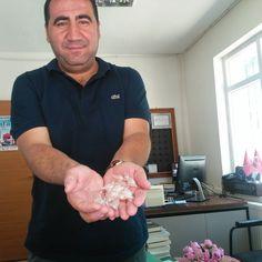 Murat Akman kütüphanede kitap okuyanlara bayram şekeri ikram ediyor. Şekerler bitmeden koşun çocuklar  #yakupcetincom #Bozkir #Konya #bx