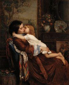 Auguste Toulmouche (21 de setembro de 1829 - 16 de outubro de 1890) pintor francês.