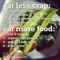 Eat Real, Whole Foods