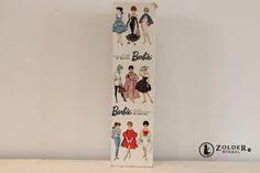 Vintage Barbie Blonde Ponytail doos - TE KOOP bij Zolderwinkel.nl