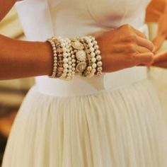 stacked pearls
